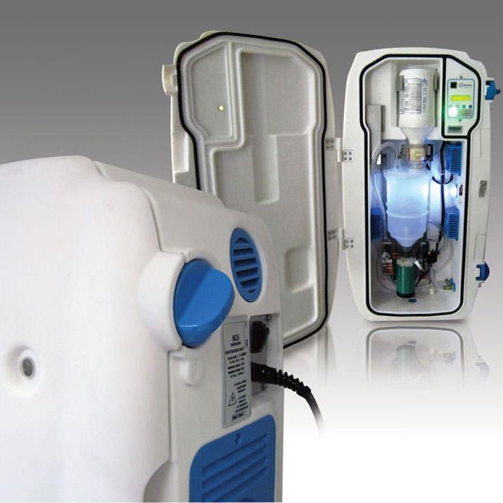 bioamp szennyvíz kezelő rendszer